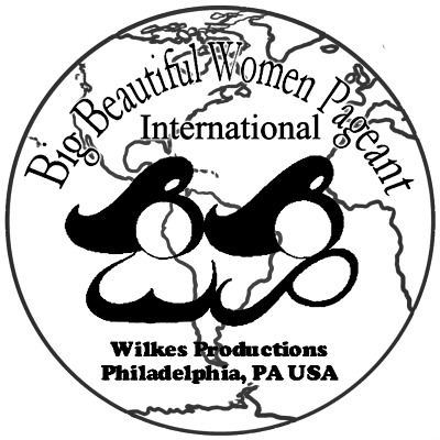 Big Beautiful Women Pageant Logo