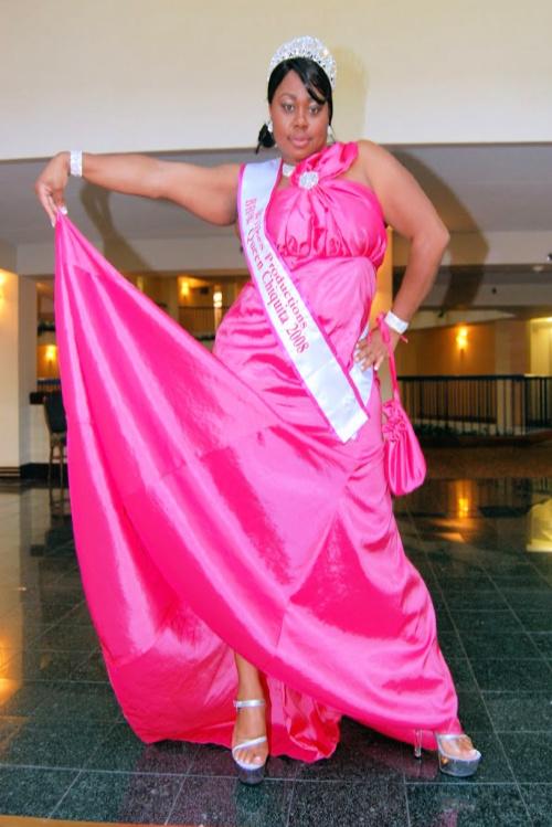 Queen Chiquita McKenzie 2008