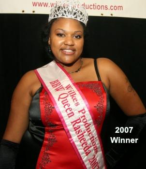 Rasheeda Mitchel 2007